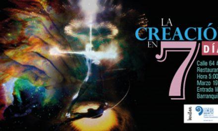 Video conferencia: Los 7 días de Creación Parte 1
