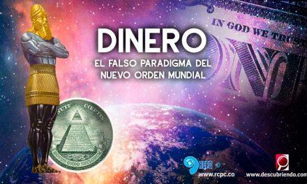Video conferencia – El Dinero, Falso paradigma del Nuevo Orden Mundial.