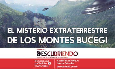 El MISTERIO extraterrestre de los Montes BUCEGI
