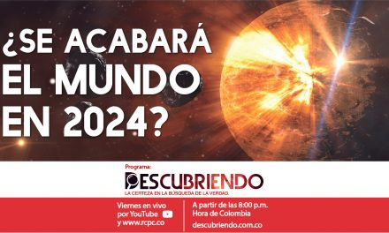 ¿Se ACABARÁ el mundo en 2024?